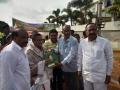 Felicitation to Sri Kurasala Satyanarayana father Kakinada Rural MLA Sri Kurasala Kannababu