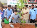 The plant is planting by Dr.Umar Alisha and Sri Pendem Dorababu M.L.A., Pithapuram (3)