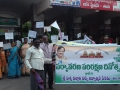 World Environment Day Rally conducted in Tuni by disciples