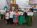 World Environment Day Rally conducted in Visakhapatnam