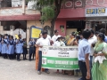 On 13th July UARDT, Hyderabad branch planted 850 plants at BHEL, Ameerpet, Jeedimetla and Vanastalipuram