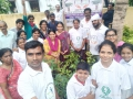 On 28th July UARDT, Hyderabad branch planted 500 plants at BHEL and Vanastalipuram