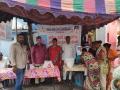 Distribution of Coronavirus preventive homeo medicine at Kobbarithota,Visakhapatnam