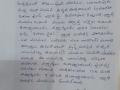 Appreciation letter Z.P.P. High school