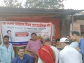 Coronavirus preventive medicine distributed by UARDT at Raghunaadhpur Village, Mosiyari District, Bihar on 20-March-2020