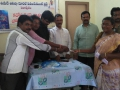 Coronavirus preventive medicine distributed by UARDT at N.G.O Society, Tadepalligudem on 21-March-2020