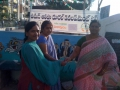 26 Jan 2015 : Free Swine flu preventive camp at Bachupalli in Rangareddy district, Hyderabad