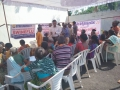 Free SWINE FLU Preventive Homoeo medicine distribution camp at GITAM UNIVERSITY, visakhapatnam