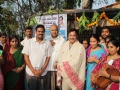Dr Umar Alisha has inaugurated Chalivendram ( water kiosk ) at BHEL, Busstop, Hyderabad on 22-3-2015