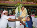 Dr. Umar Alisha, Chairman of UARDT has distributed 9 plants on the occasion of Guru Pournami