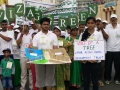 World Environment Day Rally at RK Beach, Visakhapatnam