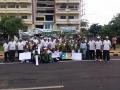 World Environment Day Rally at RK Beach, Visakhapatnam