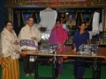 Sewing machines distributed by UARDT on the occasion of Guru Pournami