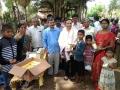 Free Mega medical camp at chimalavarigudem on 15 April 2018