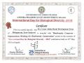 Biodiversity Conserver -  Organizations working for Biodiversity Conservation Award