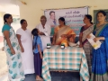 On 19-09-2018, Umar Alisha Rural Development Trust has conducted Homoeo Camp on elimination of Dengue in School premises of Rajavaram village of Khammam district. Dr. Anumolu Pushpa Kumari and the trust volunteers have contributed their services in the camp.
