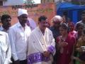Dr Umar Alisha inaugurated Chalivendram ( Buttermilk & Water Kiosk) at Subashnagar, Hyderbad  on 23-3-2015