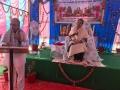 Guest Sri MVVS Murthy garu, MLC (VSK) at Bheemili Ashram, 16th Anniversary Sabha_3