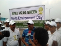 World Environment day vizag - 5-6-2015