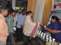 Distribution of Butter milk by Sathguru Dr. Umar Alisha