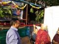 Opening of Chalivendram AWHO Ved Vihar Hyd by Indumathi