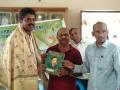 Felicitation to Sri Govinda Raju, Circle Inspector of Police, Sarpavaram.