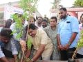 The plant is planting by Dr.Umar Alisha and Sri Pendem Dorababu M.L.A., Pithapuram (2)