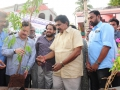 The plant is planting by Dr.Umar Alisha and Sri Pendem Dorababu M.L.A., Pithapuram