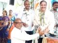 Distribution of plants on the occasion of  Vinayaka Chavithi Navarathrulu
