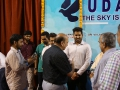 Dr. Umar Alisha The chairman of UARDT, pithapuram, Hyderabad, Sri Ronald Rose IAS, Collector of Mahbubnagar District, Dr BV Pattabhiram Psychologist, Pradeep Actor, Udaan, The Sky is the limit