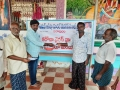 Distribution of Corona virus preventive medicine at Gokivada