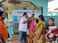 Distribution of coronavirus preventive medicine