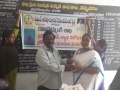 Coronavirus preventive medicine distributed by UARDT at  Rajavommangi Tribal Villages on 5-Feb-2020
