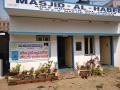 Coronavirus preventive medicine distributed by UARDT at B.H.P.V MASJID-AL-HABEB, Visakhapatnam on 14-Feb-2020