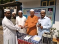 Coronavirus preventive medicine distributed by UARDT at B.H.P.V MASJID-AL-HABEB, Visakhapatnam on 14-Feb-2020
