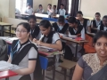 Coronavirus preventive medicine distributed by UARDT at Narayana Junior College, Tanuku on 18-Feb-2020