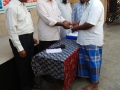 Coronavirus preventive medicine distributed by UARDT at BHPV, Masjid, Gajuwaka, Visakhapatnam on 21-Feb-2020