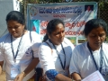 Coronavirus preventive medicine distributed by UARDT at Srisailam on 21st,22nd and 23rd Feb 2020
