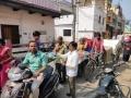 Coronavirus preventive medicine distributed by UARDT at Mirzapur Chowk, Gorakhpur on 01-March-2020