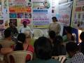 UARDT has distributed free homeopathy prevention medicine for Corona virus at Indian Oam premises, Ashok Nagar, Vijayawada on 01-March-2020