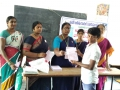 Coronavirus preventive medicine distributed by UARDT to people, students, Teachers at Z.P.High School, Anganwadi Centers, Khandavilli, Varighedu, Annavarappadu, Malleswaram, Kadimpadu Villages on 02-March-2020