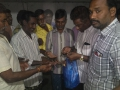 Coronavirus preventive medicine distributed by UARDT at Uppakapadu Village, Unguturu Mandal on 04-March-2020
