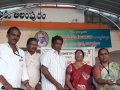 Coronavirus preventive medicine distributed by UARDT at Z.P.High School, Alampuram on 04-March-2020