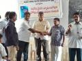 Coronavirus preventive medicine distributed by UARDT at Z.P.H School, Tadepalligudem on 05-March-2020