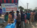 Coronavirus preventive medicine distributed by UARDT at Bheemunipatnam on 06-March-2020