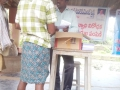 Coronavirus preventive medicine distributed by UARDT at Mallam Village on 06-March-2020