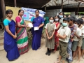 Coronavirus preventive medicine distributed by UARDT at Sri Shirdi Sai School, Tanuku on 06-March-2020