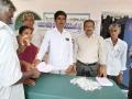Coronavirus preventive medicine distributed by UARDT at U.P.S Laxmipuram, Thallada Mandal, Khammam District, Telanagana on 07-March-2020