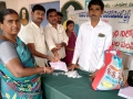Coronavirus preventive medicine distributed by UARDT at U.P.S Laxmipuram, Thallada Mandal, Khammam District, Telanagana on 07-March-2020
