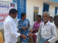 Coronavirus preventive medicine distributed by UARDT at Chinna Yeluru on 08-March-2020